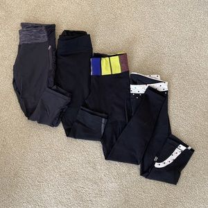 Vintage Lululemon Pant Collection